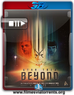 Star Trek: Sem Fronteiras Torrent – BluRay Rip 1080p 3D HSBS Legendado (2016)