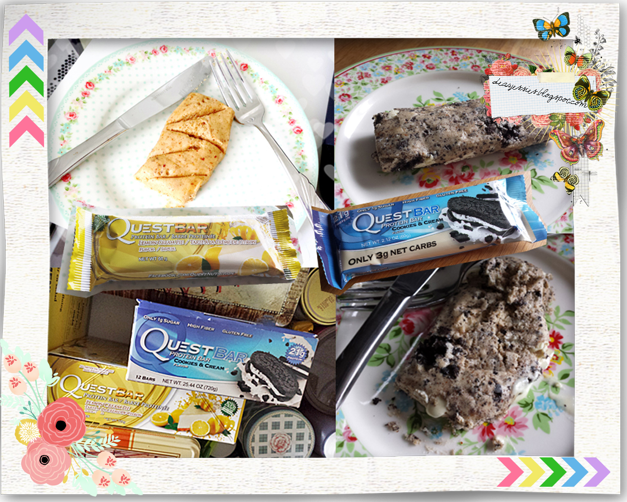 #cheatclean, Questbars, Quest, Quest cookies and cream