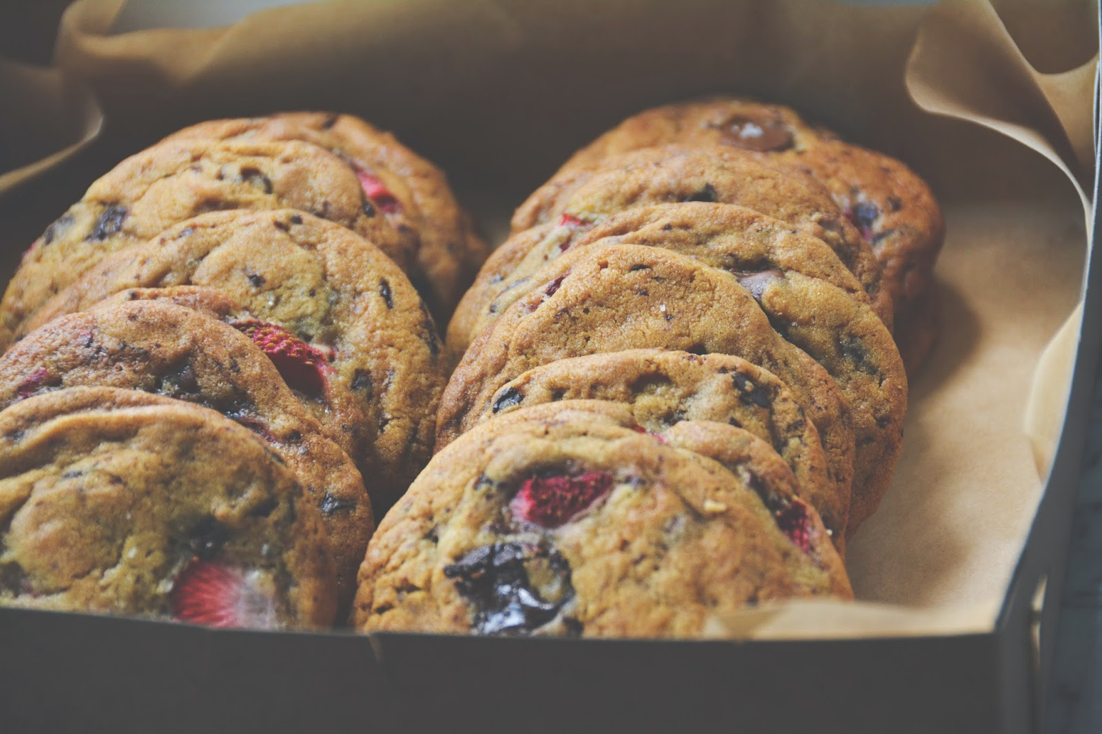 See You In The Morning Fresh Fruit Cookie