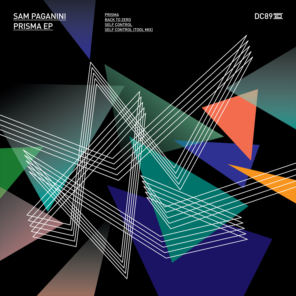 Bigfoot: DC89 - Sam Pagannini - Prisma - Drumcode - 16th January 2012