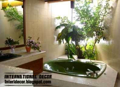 artificial plants for bathroom