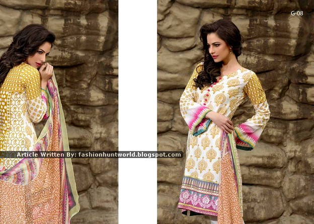 Gohar Lawn Collection 2015-2016