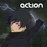 Anime Genre Male Fantasy action
