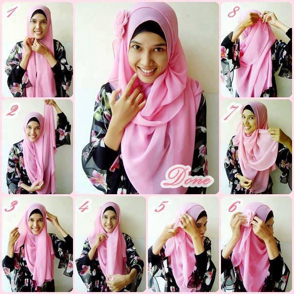 hijab moderne hijab carr hijab et voile mode style mariage et fashion dans l 39 islam. Black Bedroom Furniture Sets. Home Design Ideas