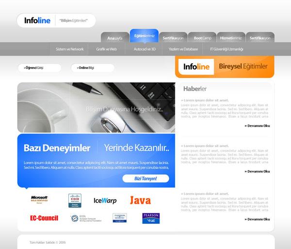 Infoline-Web