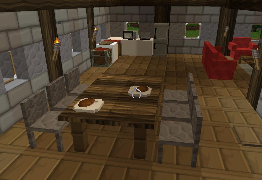 Minecraft Interior Design Mods Minecraft House Plans Ideas