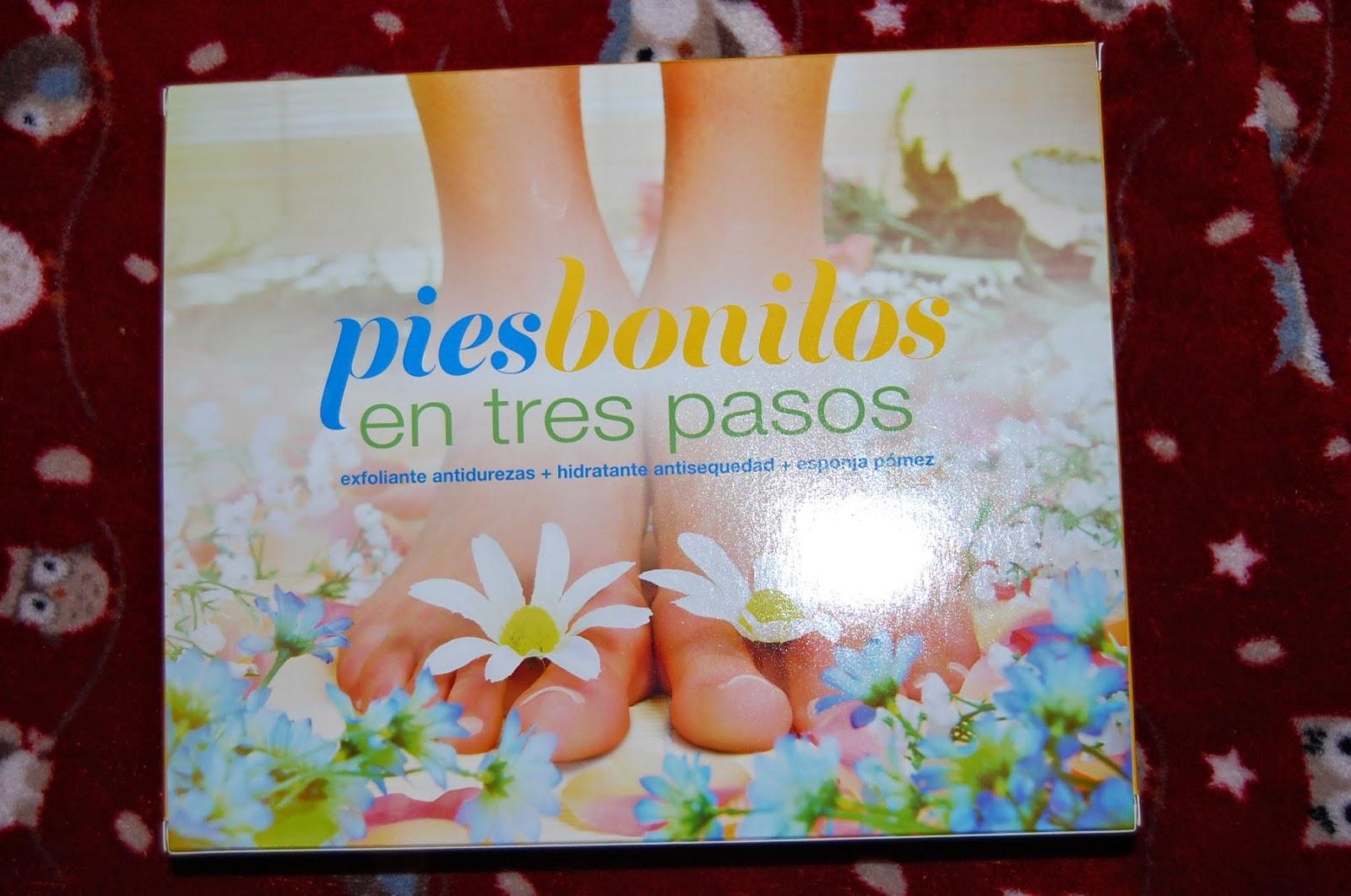 PACK PIES BONITOS EN TRES PASOS - MERCADONA