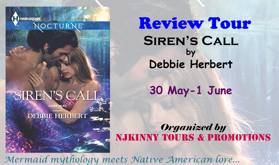 Review Tour: Siren's Call by Debbie Herbert