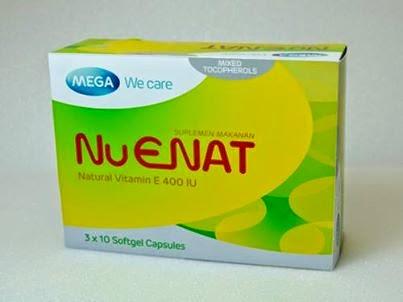 nuenat vitamin e 400 iu