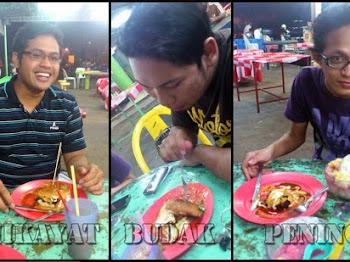 Makan2 Penang 4   Hero Burger Bakar