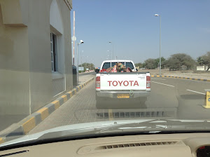 Oman border crossing