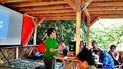 Presentasi Obat Hewan pada Pelatihan Kambing Domba tgl 30 November 2013