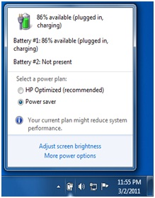 "Trik Mengatasi serta Menghilangkan ""Consider Replacing Your Battery"" pada Windows 7"