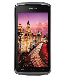 harga dan spesifikasi Huawei Ascend G500