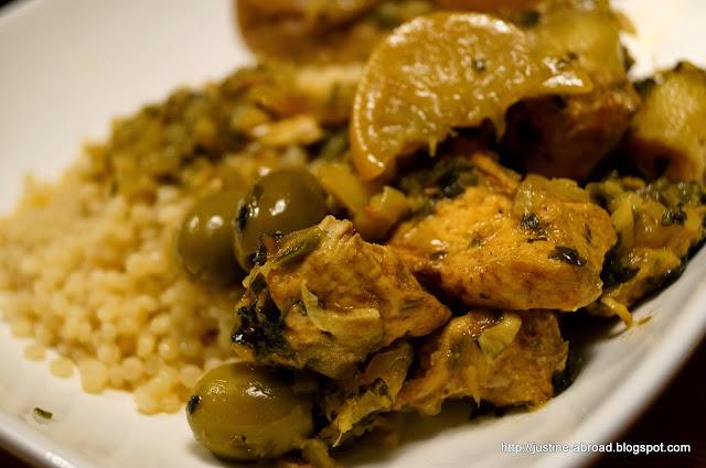 tajine, kuchnia marokańska, maghreb
