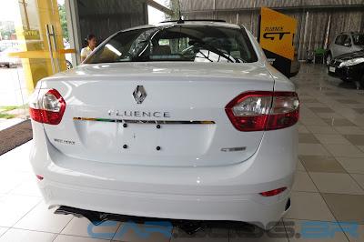 carro Fluence Renault