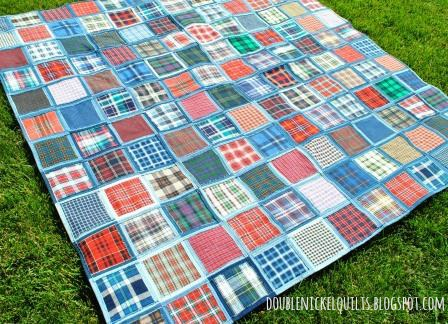 diy improvisational blog sew denim quilt improvised