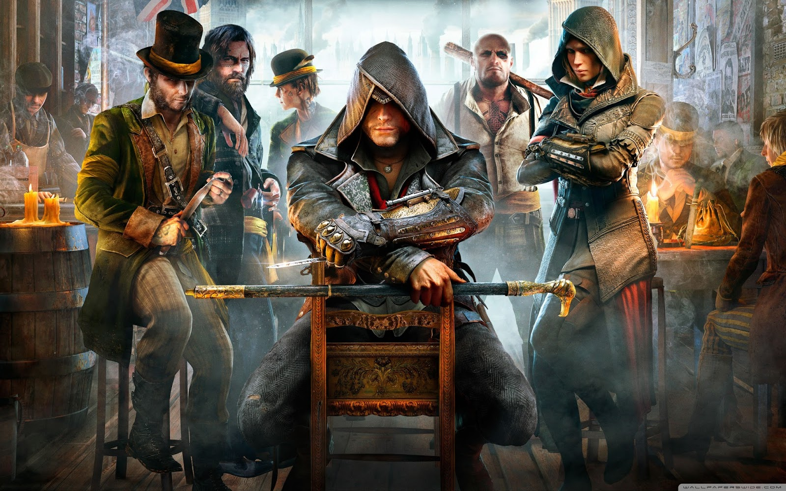 HD Wallpapers Game Assains Creed