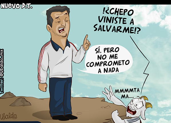 Llego el rescate de las Chivas