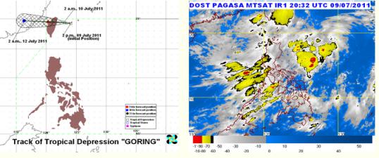 bagyong goring typhoon goring update