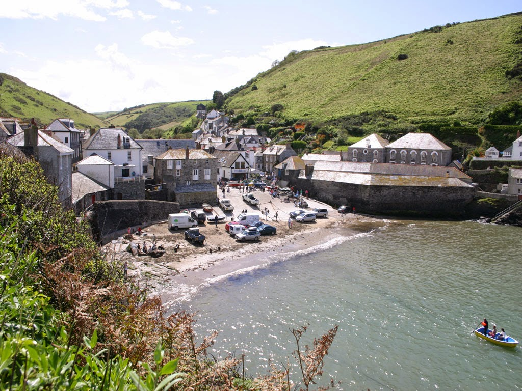 Cottage Holidays in Cornwall - Port Isaac