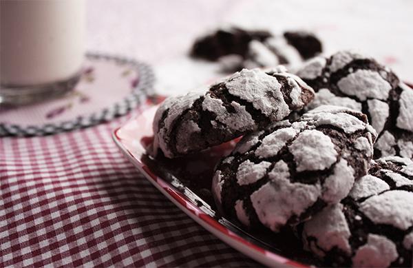 Ro Guaraz · sweet swap Argentina 2014 · 3 · masitas con grietas de chocolate