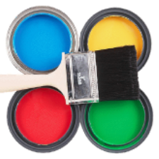 Consigli per la casa e l 39 arredamento imbiancare casa le regole di base per scegliere il colore - Consigli per imbiancare casa colori ...