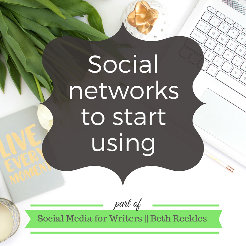 writing and social networking