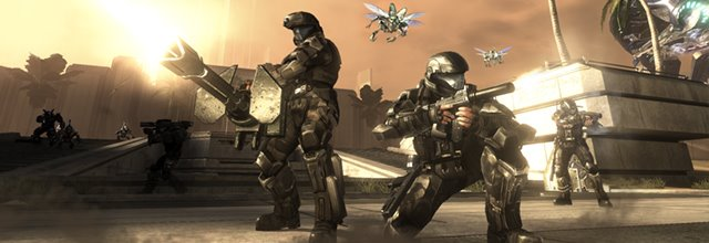 halo odst soldiers