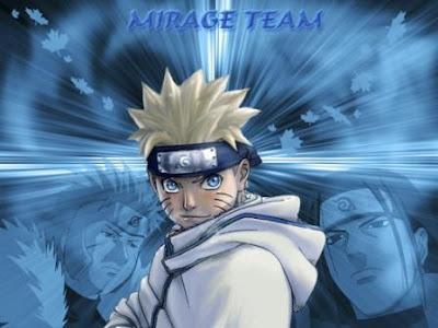 Gambar Naruto Keren Banget