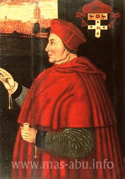 Thomas Wolsey Politician