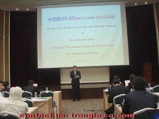 Tổ chức sự kiện Trần Gia- Cho thuê màn chiếu