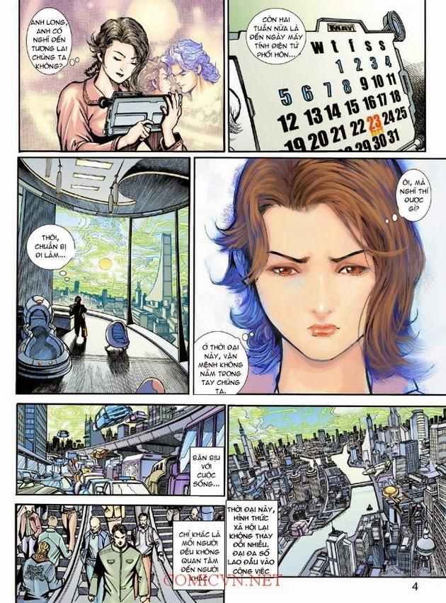 Thần Binh Khoa Huyễn Ký chap 2 - Trang 4