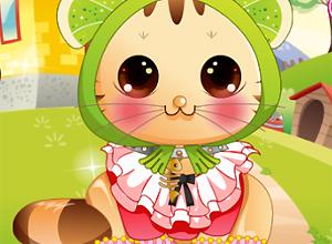 Rawr Kitten Dress Up
