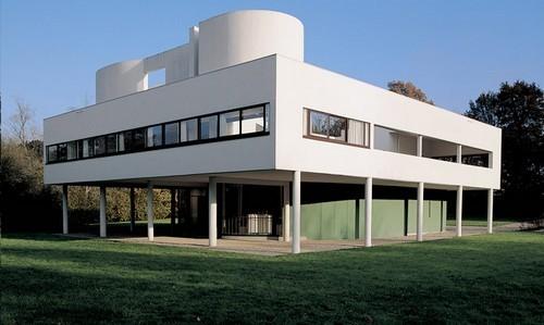 Mr z le corbusier and the villa savoye - Le corbusier villa savoye ...