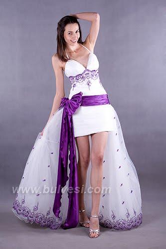 Бални рокли, абитуриентски рокли.