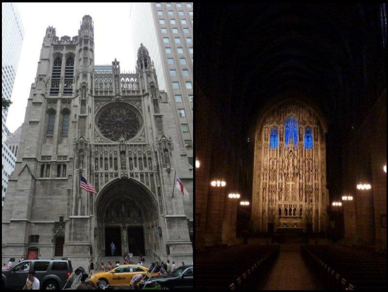 New York Thomas Church