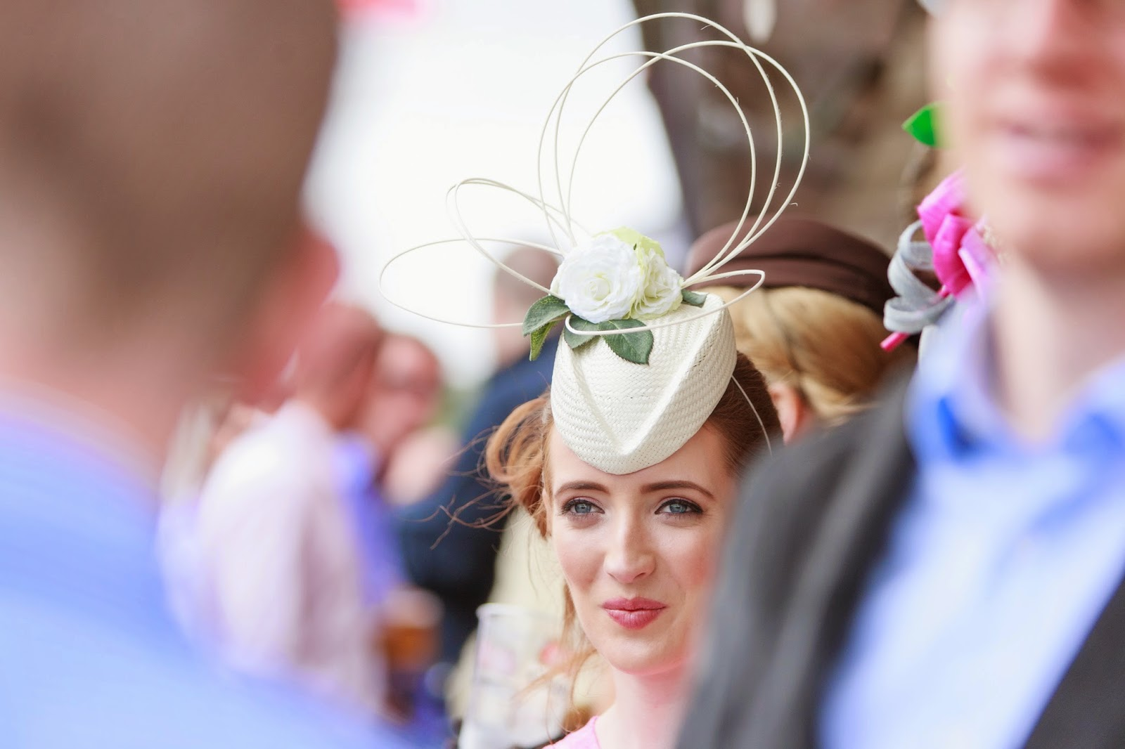 Mark Garvie Millinery Galway Races