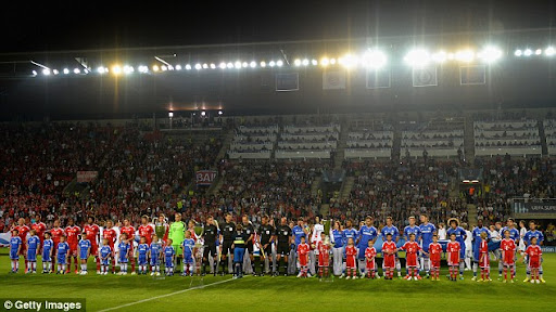 keputusan perlawanan uefa super cup