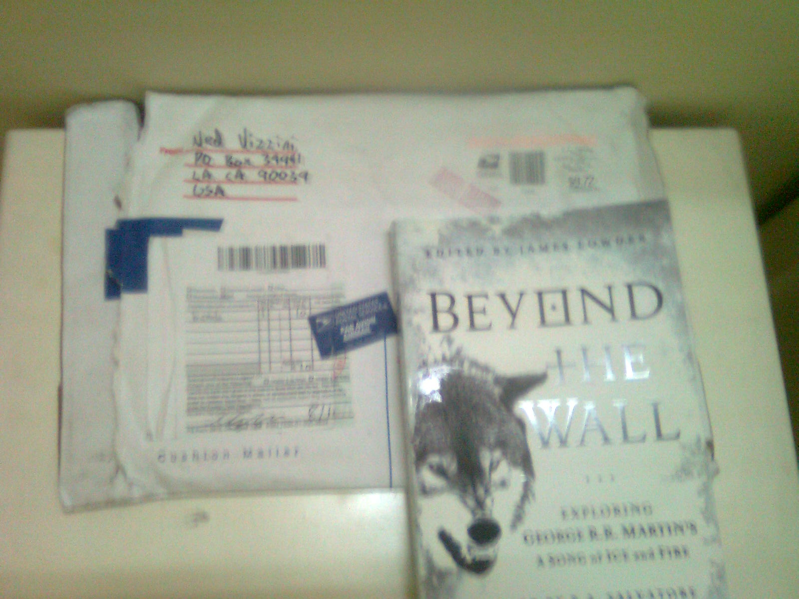 lanun reviews in the mail beyond the wall exploring george r r in the mail beyond the wall exploring george r r martin s a song of ice and fire