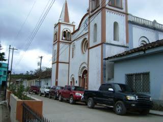 Iglesia Católica de Dulce Nombre Copán