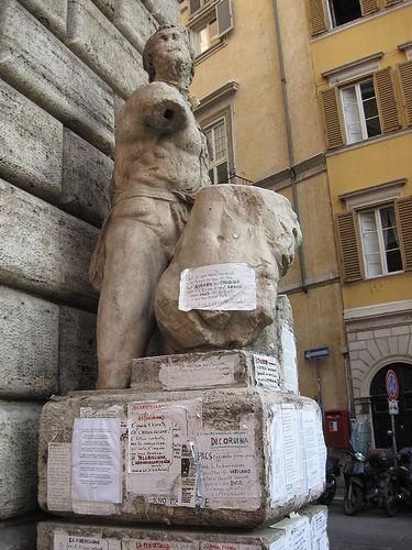 Estatuas Parlantes