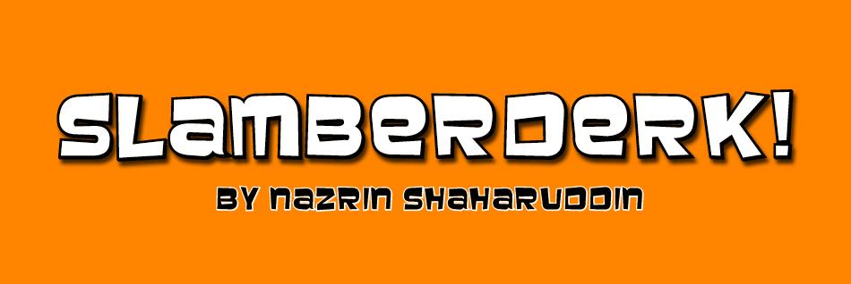 SLAMBERDERK!