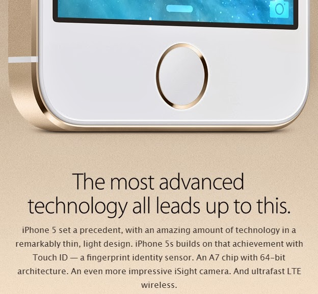 Biaya Produksi iPhone 5S Dan iPhone 5C