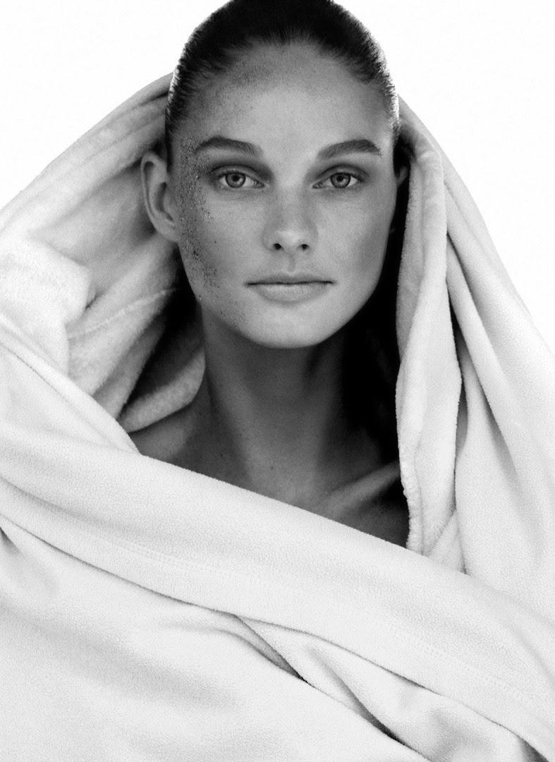 Patricia Van Der Vliet By Alvaro Beamud Cortes For Harper's Bazaar Germany May 2015
