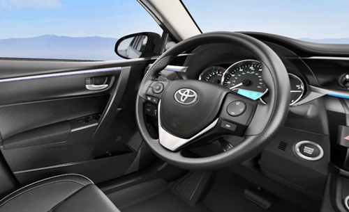 Blue Crush Toyota Corolla 2016 Toyota Update Review