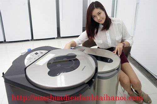 Trung tâm sửa chữa bảo hành máy giặt Electrolux tại Hà Nội