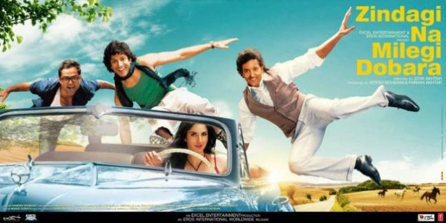 Zindagi Na Milegi Dobara (2011) – Hindi Movie