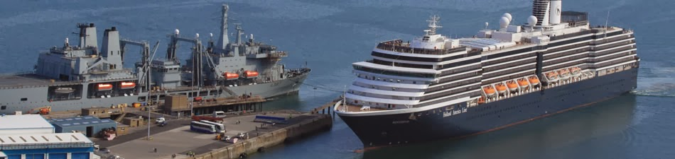 Portland Port to Welcome 20 Cruises from around the World 2014