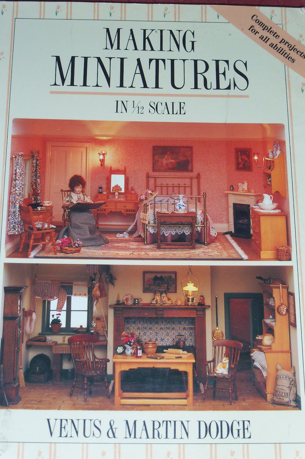 Raggedy kingdom national dollhouse miniature month day 13 venus making miniatures in 112 scale isbn 0 7153 9963 2 and the new dolls house do it yourself book isbn 0 7153 0616 2 both of these books by venus and solutioingenieria Choice Image